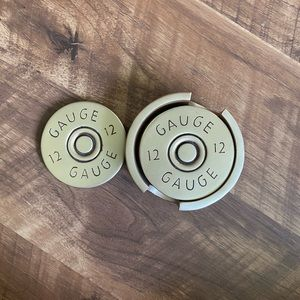 🍁 FALL SALE 12 Gauge Coasters